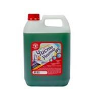 Чистящее средство Чисто WC для унитаза 5л кислотный фото