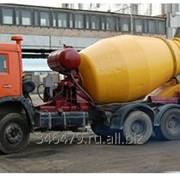 Бетон товарный M300 B22,5 фото