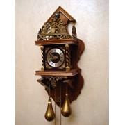 Ремонт голландских, немецких, французских антикварных часов фото