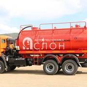 Автоцистерна АКН-17ОД на шасси КАМАЗ 65111-50 фото