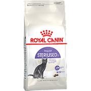 Royal Canin 400г+160г Sterilised 37 Сухой корм для стерилизованных кошек от 1 до 7 лет фото