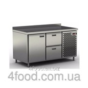 Стол холодильный с выдвижными шкафчиками Asber ETP-6-150-12 фото