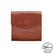 Кожаный кошелек BRISTOL RED фото