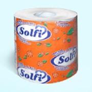 Туалетная бумага «Солфи Стандарт» фото