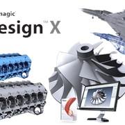 Программное обеспечение для 3D-принтера Geomagic DesignX фото