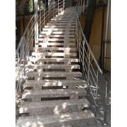 Лестницы бетонные фото
