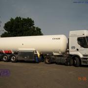 Автоцистерны для перевозки сжиженного углеводородного газа фото