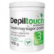 Depiltouch Depiltouch Сахарная паста для депиляции средняя (Сахарная паста) 87715 1600 г фото