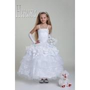 Детское бальное платье Невеста фото