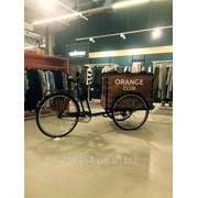 Велосипед грузовой от украинского производителя фото