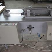 Оборудование для упаковки бумажных салфеток(конвертом) б/у фото
