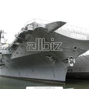 Строительство яхт. фото