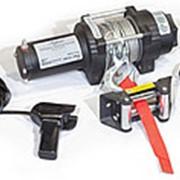 Лебедка электрическая ATV СТОКРАТ QX 3.0 12V 1.5 л.с. фото