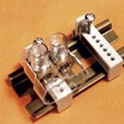 DIN-рейка (125см) оцинкованная фото