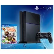 Sony PlayStation 4 500Gb + LittleBigPlanet 3 (PS4) фото