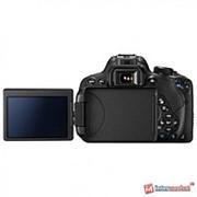 Цифровой зеркальный фотоаппарат Canon EOS 700D Kit (EF-S 18-55 IS STM) фото