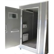 Автономный туалетный модуль для инвалидов М-3 фото