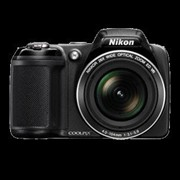 Фотоаппарат Nikon Coolpix L330 черная фото