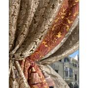 Ткани для штор фото