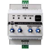 Модуль токовых защит (МЗТ-01) предназначен для защиты двигателей мощностью от 80 до 250 Вт по максимальному току с выдержкой времени. фото
