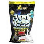Olimp Profi Mass 1 kg. Гейнер (45% белка). фото
