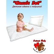 Детская подушка и одеяло Classic Set фото