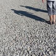 Отсыпка дорог из б/у щебня фото