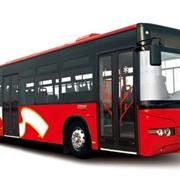 Автобусы городские YUTONG фото