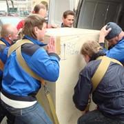 Услуги по перевозке мебели. Перевозка квартир, офисов. Львов, область. фото