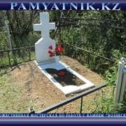 Реставрация памятников, надгробий, ритуальных комплексов фото