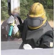 Очистка трубопроводов пневматическим импульсным взрывом фото