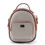 Белый женский рюкзак David Jones фото