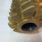Фрезы червячные чистовые 20* сталь Р6М5 ГОСТ9324-80 модуль 18 фото