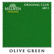 Сукно Milliken Strachan Snooker 6811 Original Club 196см Olive Green фото