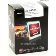 Процессор AMD A6 X2 5400K (Socket FM2) Box (AD540KOKHJBOX) фото