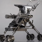 Ремонт колясок, велосипедов фото