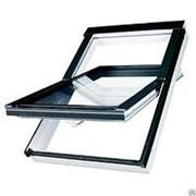 Окно мансардное Fakro PTP U3 550x980 мм ручка снизу фото