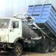 Вывоз крупногабаритного мусора фото