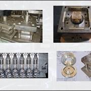 Штампы под металлических и пластмассовых изделий фото