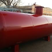 Резервуары и емкости СУГ (пропан-бутан) для заправ фото