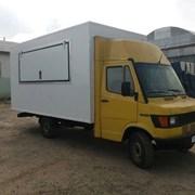 Изготовление изотермических фургонов фото