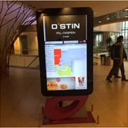 Реклама на мониторах в торговых центрах фото