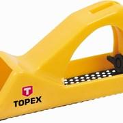 Рубанок рашпильный 140 мм для гипсокартона TOPEX фото