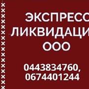 Ліквідація фірми під ключ Київ. Повна ліквідація Т фото