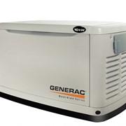 Газовый генератор GENERAC 5,6 HSB мощностью 5 кВт фото