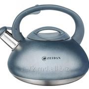 Чайник со свистком Zeidan Z-4053 фото