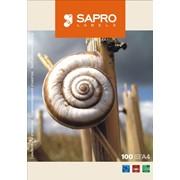 Пленка SAPRO самоклеящаяся (S2501) 10 листов (A-4; лазерный принтер) фото