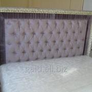 Кровать ВЕРНИСАЖ с матрасом из латекса фото