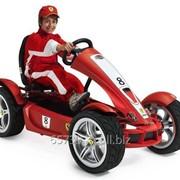 Веломобиль Berg Ferrari FXX Exclusive BF-7 фото