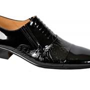Туфли из натуральной кожи фото